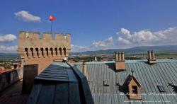 Замъкът Бойнице в Словакия
