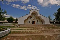 """Храмът """"Света Петка Българска"""" в местността Рупите"""