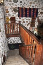 Кордопуловата къща - вътрешен интериор