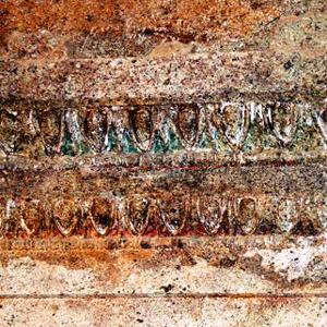 орнаменти от могилата Вълчи зъб
