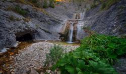 Природен резерват Казаните край село Мугла