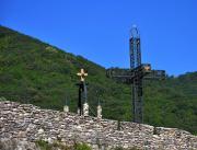 Чилингира - кръста на параклиса