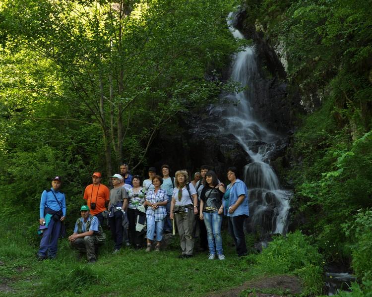Водопад Струилски дол