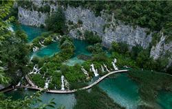 Хърватия, Плитвишки езера,