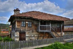 Стара къща от с. Бръшлян