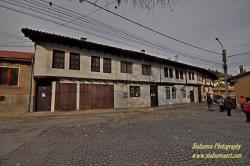 град Елена - Разсукановите къщи