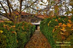 град Елена - къщата на Иларион Макариополски
