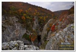 Еменски каньон на река Негованка