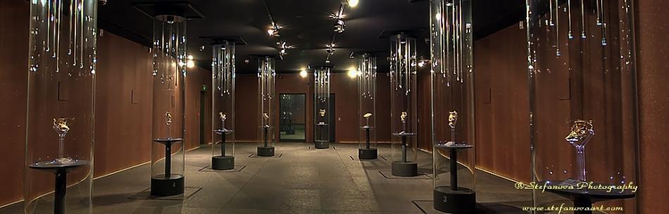 Залата - трезор в Историческия музей гр. Панагюрище