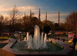 Истанбул, Синята джамия