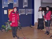 Магдалена Македонска откри изложбата